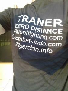 Zero Distance Back shrt